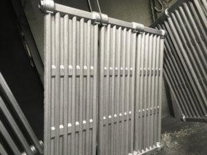 Radiateur module Ral 9006